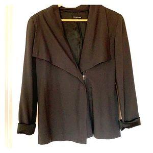 Eileen Fisher Viscose Silk Jacket